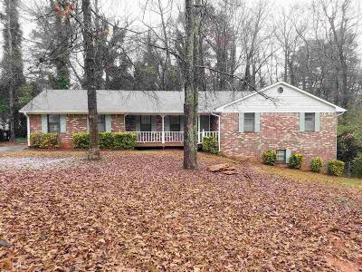 Ellenwood Single Family Home Under Contract: 1550 Panola Rd