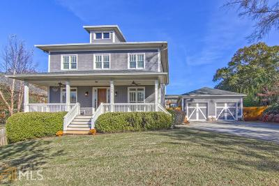 Decatur Single Family Home For Sale: 1533 Frazier Rd