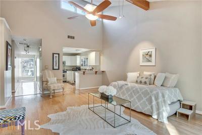 Atlanta Single Family Home For Sale: 2362 Virginia Pl