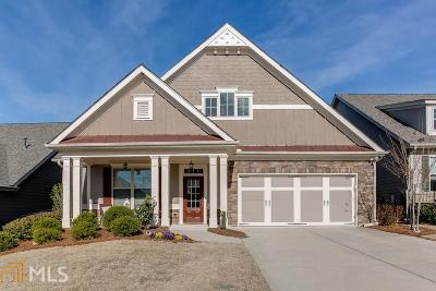 Flowery Branch Single Family Home Under Contract: 6918 Hopscotch Ct