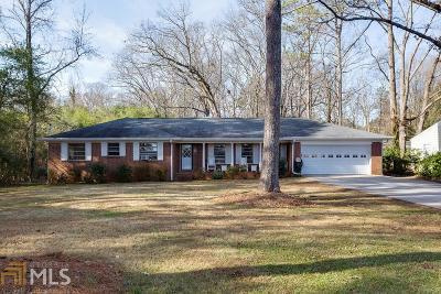 Tucker Single Family Home For Sale: 1882 Fellowship Rd