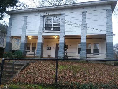 Atlanta Multi Family Home For Sale: 1138 SW Sells Ave