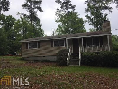 Haddock, Milledgeville, Sparta Single Family Home For Sale: 121 Knight Dr