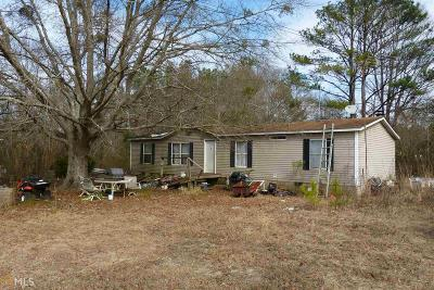 Butts County Single Family Home Under Contract: 120 Deer Creek Cir