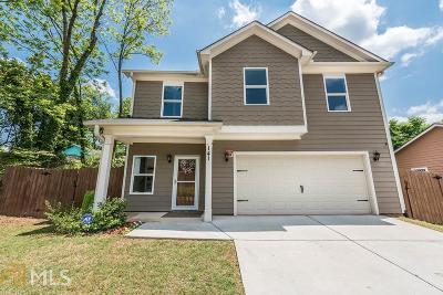 Atlanta Single Family Home For Sale: 141 Wesley Ave
