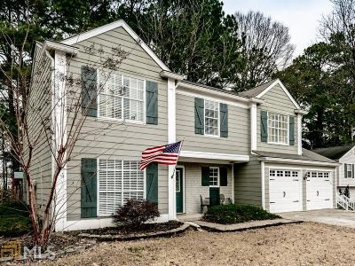 Kennesaw Single Family Home Under Contract: 1644 Carrie Farm #10