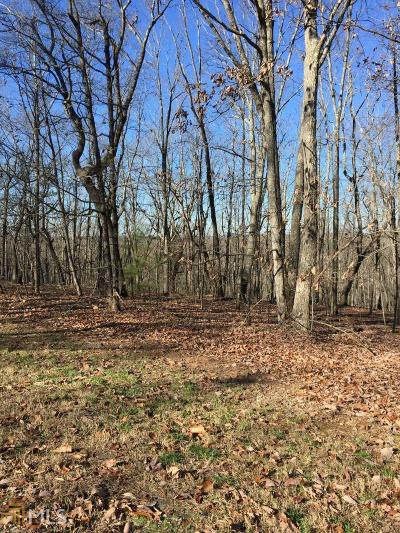 Dawsonville Residential Lots & Land For Sale: Buck Trl