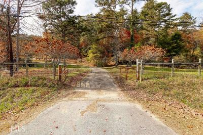 Blue Ridge Single Family Home For Sale: 1620 Highway 515