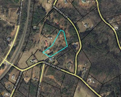 Banks County Commercial For Sale: 181 Barefoot