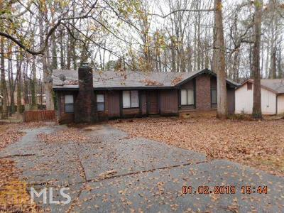 Rex Single Family Home Under Contract: 2836 Woodfield Dr
