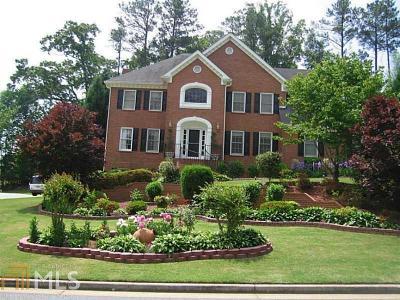 Snellville Single Family Home For Sale: 4336 Burgomeister