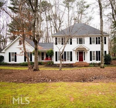 Norcross Single Family Home Under Contract: 5665 Creekside Ct