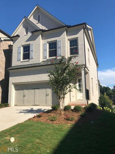 Roswell Condo/Townhouse For Sale: 10150 Windalier Way