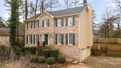 Roswell Single Family Home Under Contract: 505 Silver Pine Trl