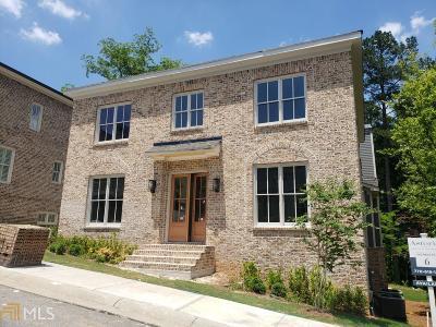 Norcross Single Family Home For Sale: 5961 Brundage Ln