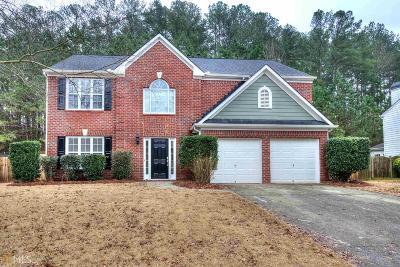 Acworth Single Family Home Under Contract: 233 Woodcreek Way