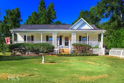 Senoia Single Family Home Under Contract: 205 Prestigious Pl