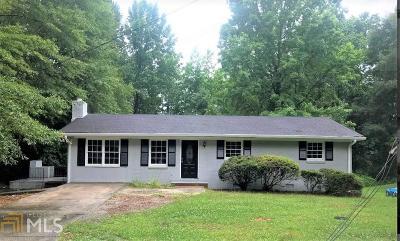 Monroe Single Family Home Under Contract: 729 W Creek Cir