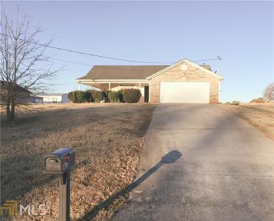 Covington Single Family Home Under Contract: 165 Mills Creek Ln