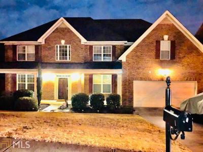 Snellville Single Family Home For Sale: 3098 Tuscan Ridge Ct