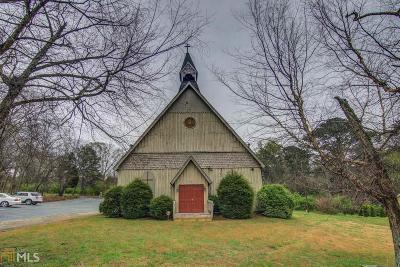 Decatur Commercial Under Contract: 2030 Wesley Chapel