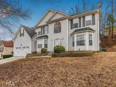 Ellenwood Single Family Home Under Contract: 3665 Riverview Approach #35