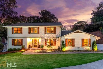Gainesville Single Family Home For Sale: 656 Harbor Cv
