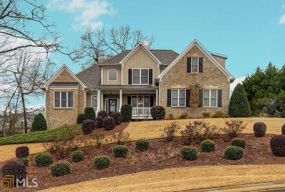Dawsonville Single Family Home For Sale: 74 Harbour Ridge Dr