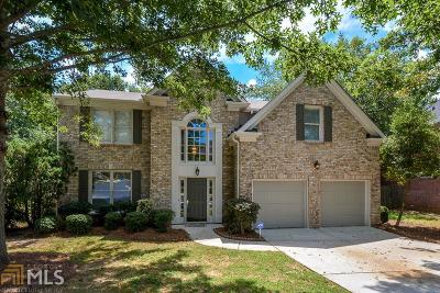 Decatur Single Family Home New: 1587 Reserve Cir