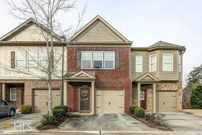 Kennesaw Condo/Townhouse Under Contract: 3960 Cyrus Crest Cir
