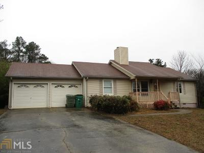 Powder Springs Single Family Home Back On Market: 514 Linda Ln