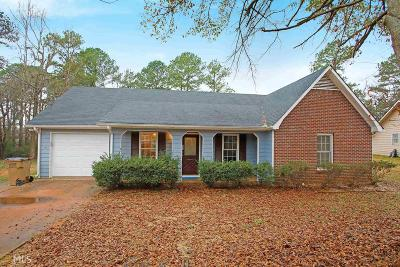 McDonough Single Family Home For Sale: 410 Rosehill Dr