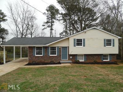 Ellenwood Single Family Home Under Contract: 2819 Shelley Ln