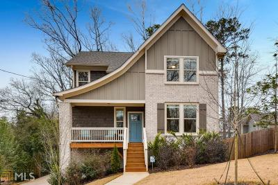 Atlanta Single Family Home For Sale: 1316 Lochland Rd