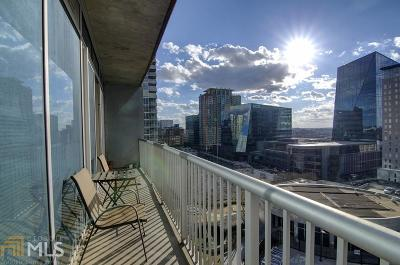 Plaza Midtown Condo/Townhouse Under Contract: 950 W Peachtree St #1102