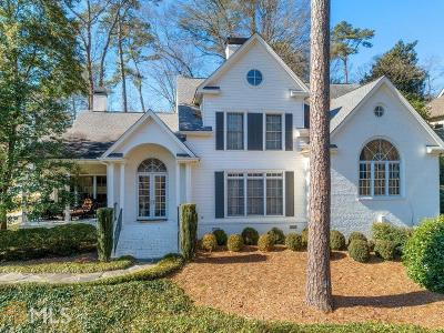 Single Family Home For Sale: 4242 W Club Ln