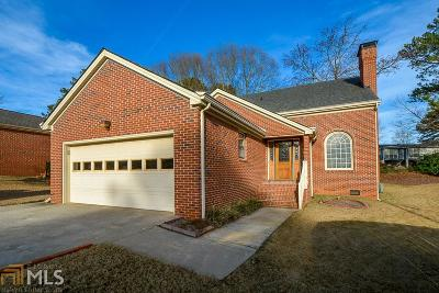 Duluth Single Family Home Under Contract: 4640 Claiborne Ct
