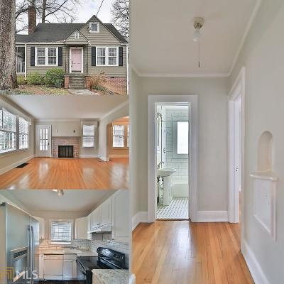 Single Family Home For Sale: 2568 Acorn Ave