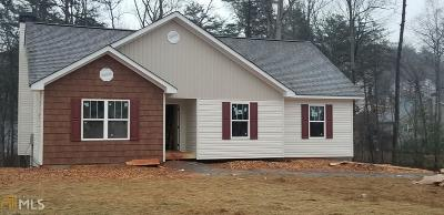 Dahlonega GA Single Family Home For Sale: $216,000