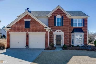 Suwanee Single Family Home For Sale: 5092 Raventhorpe Ct