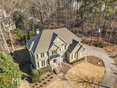 Kennesaw Single Family Home For Sale: 3400 Paisley Trce