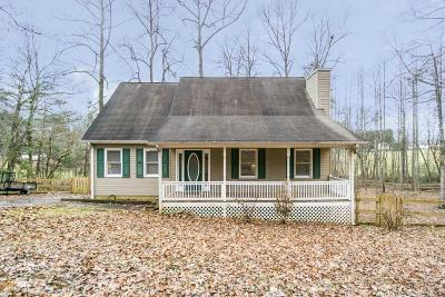 Dahlonega GA Single Family Home For Sale: $185,000