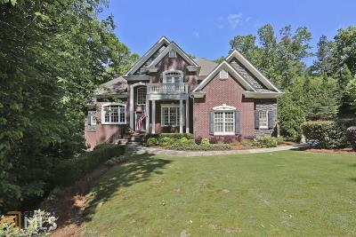 Roswell, Sandy Springs Single Family Home For Sale: 8222 Hewlett Rd