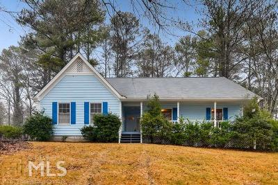 Powder Springs Single Family Home Under Contract: 3122 Country Lake Dr