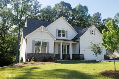 Hoschton Single Family Home For Sale: 1831 Hidden Creek Dr