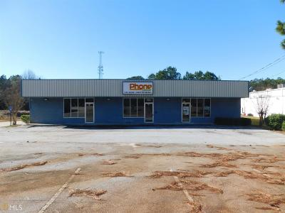 Jonesboro Commercial For Sale: 326 Highway 138