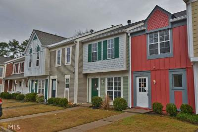 Norcross Condo/Townhouse Under Contract: 6668 Witherington Ct