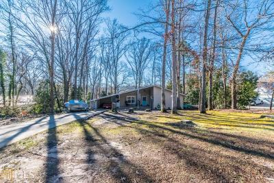 Gainesville Single Family Home For Sale: 3143 Lake Ranch Dr