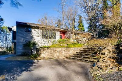 Sandy Springs Single Family Home For Sale: 135 River North Dr