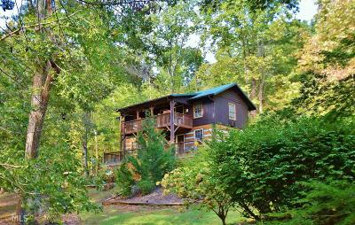 Cleveland Single Family Home Under Contract: 425 Eagle Rock Rd